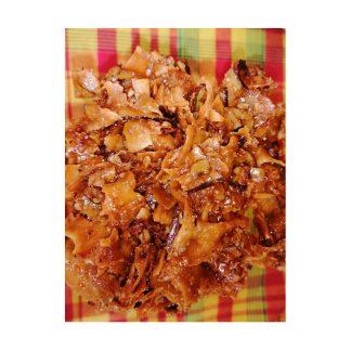 Noix-de-coco-caramélisées-Sucre-à-coco-sik-a-koko